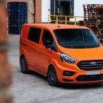Pourquoi choisir le Ford Transit Custom Sport ?